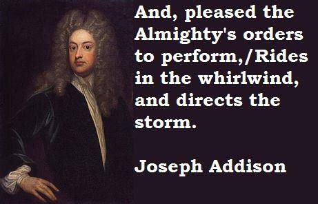 Joseph addison essays spectator